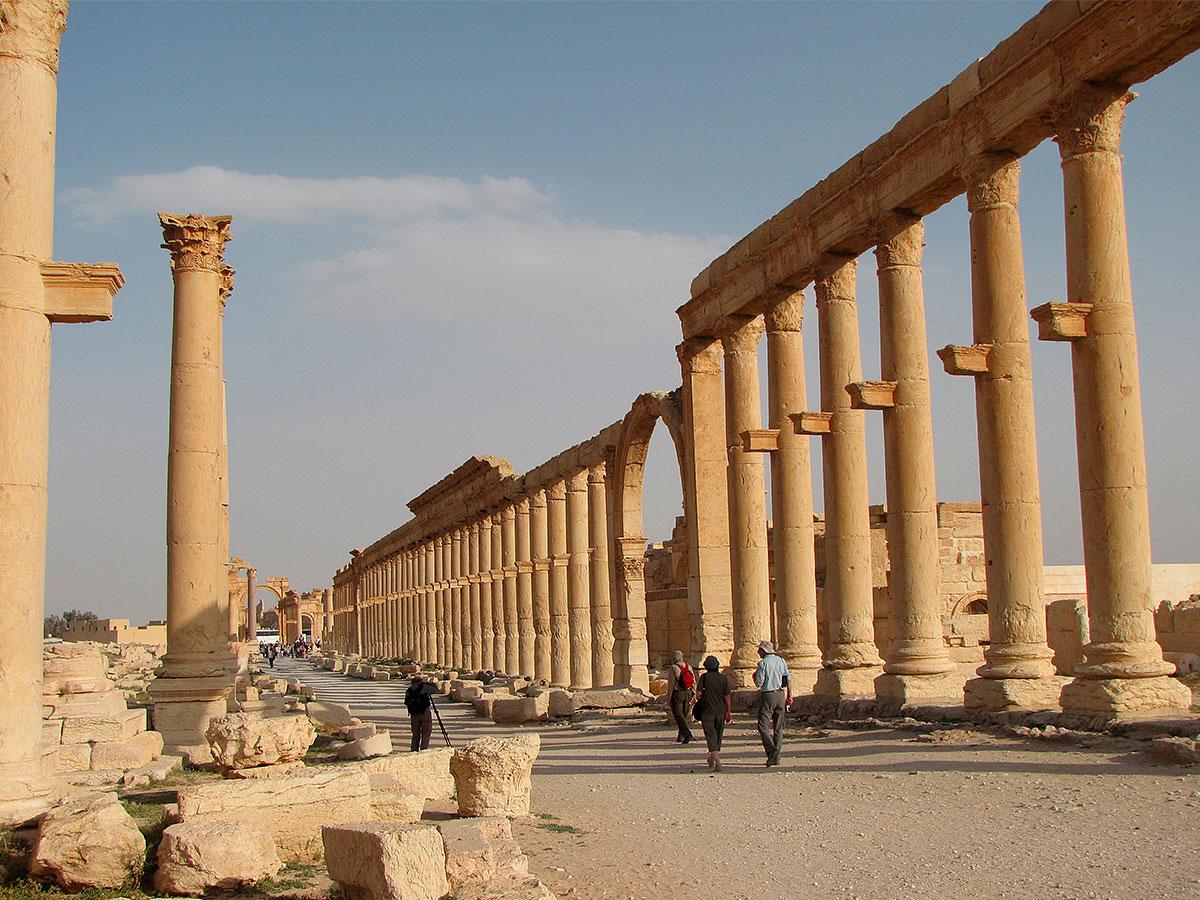 Downtown Palmyra