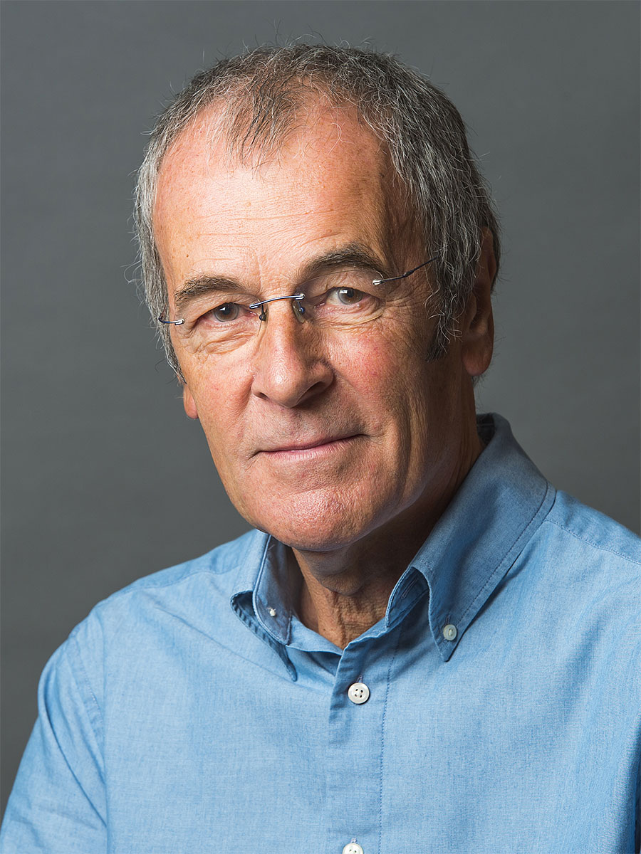 David Fletcher Author Portrait