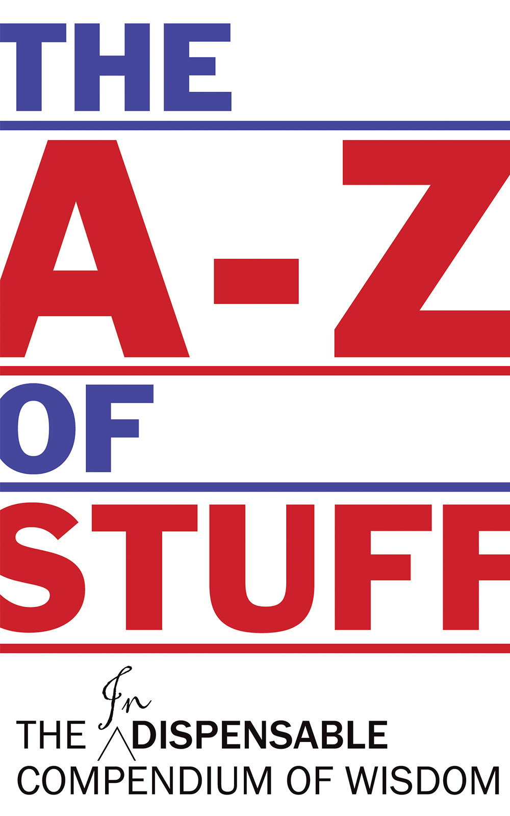 The A To Z Of Stuff